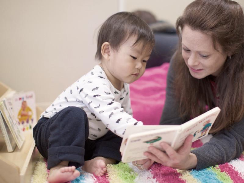 Letteratura per l'infanzia 0-4
